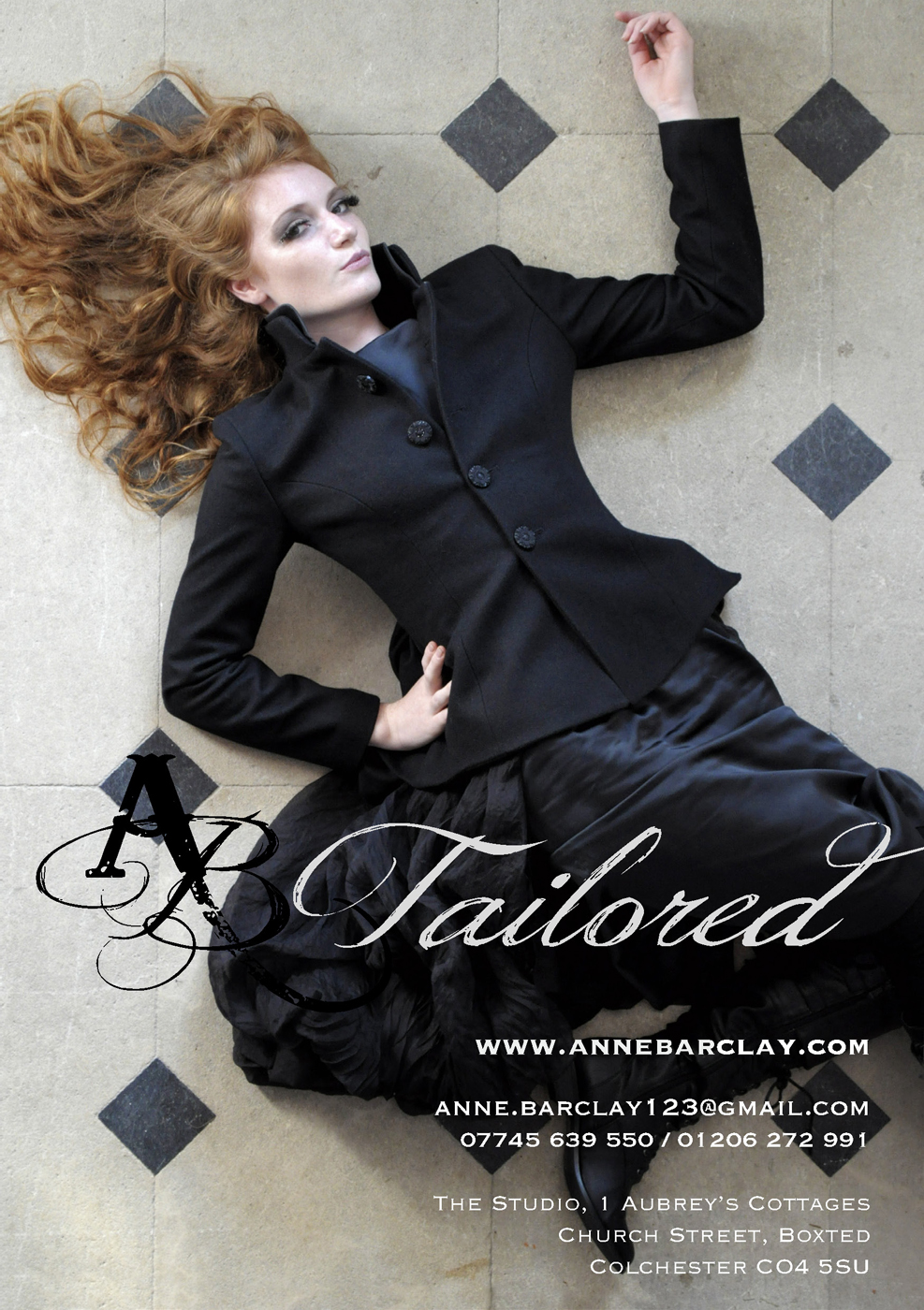 Anne Barclay Tailored, simply stylish