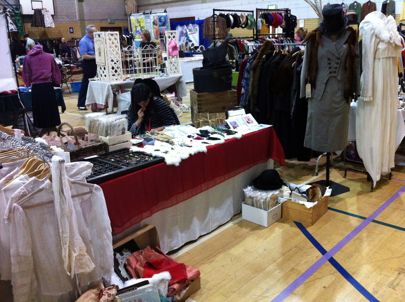 AB @ Brentwood, Essex, Vintage fair
